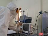 Viện Pasteur TP.HCM được tặng gói viện trợ trị giá 4 triệu Yên. Ảnh minh họa: Nguyễn Trăm
