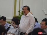 Ông Lê Minh Tấn - Giám Sở Lao động – Thương binh và Xã hội TP.HCM. Ảnh: H.H