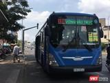TP.HCM tạm dừng hoạt động vận chuyển hành khách công cộng. Ảnh: H.L