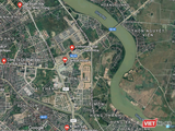 Liên danh Tập đoàn Xây dựng Miền Trung – Công ty CP Xây dựng và lắp máy Trung Nam – Công ty CP xây dựng phát triển Hòa Bình trúng thầu dán KĐT mới dọc Đại lộ Nam sông Mã với tổng diện tích 48ha.