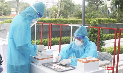 Hà Nội phát hiện 22 F0 về từ các tỉnh phía Nam: Dự báo sẽ còn nhiều ca nhiễm mới
