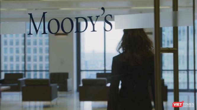 Hãng xếp hạng tín nhiệm Moody's (Nguồn: Moody's)