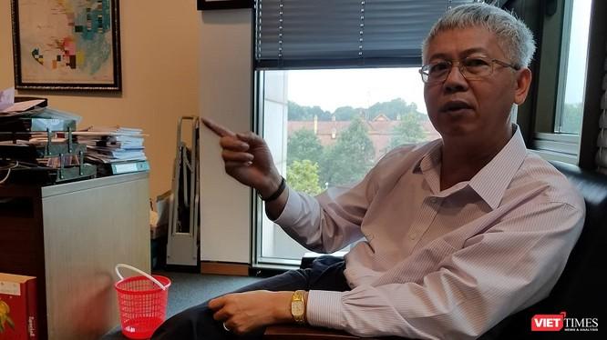 TS. Nguyễn Đức Kiên - Phó Chủ nhiệm Ủy ban Kinh tế Quốc hội.