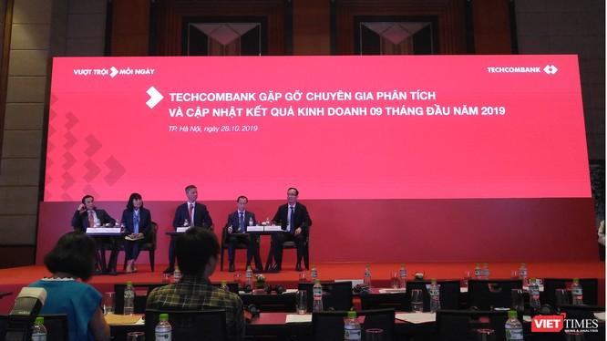 Toàn cảnh buổi gặp gỡ chuyên gia phân tích của Techcombank diễn ra ngày 28/10/2019