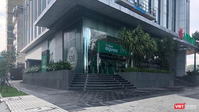 Tòa cao ốc tại khu đất số 2 Tôn Đức Thắng được chọn làm trụ sở chính của VPBank Sài Gòn (Ảnh: H.V)