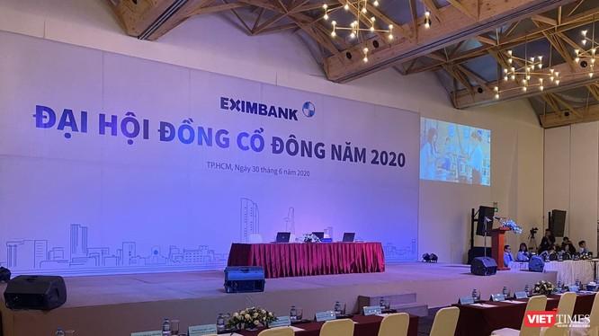 Toàn cảnh ĐHĐCĐ thường niên 2020 của Eximbank