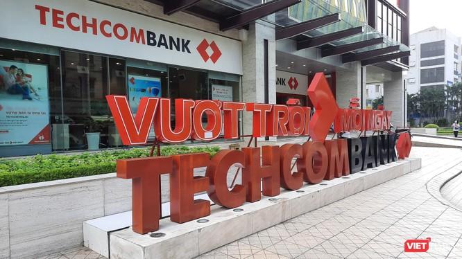 Techcombank áp sát ngưỡng lợi nhuận tỉ USD (Ảnh: P.D)