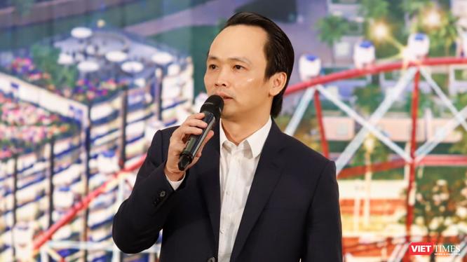 Ông Trịnh Văn Quyết chia sẻ tại Hội thảo bất động sản Việt Nam 2020 – 2021: Sẵn sàng chu kỳ mới