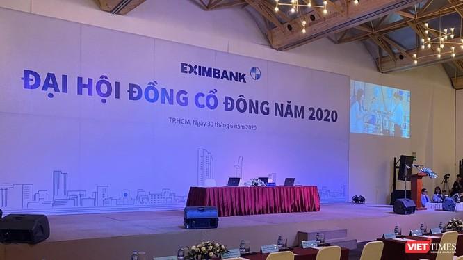 Từ đầu năm tới nay, Eximbank vẫn chưa thể tổ chức thành công ĐHĐCĐ thường niên 2020