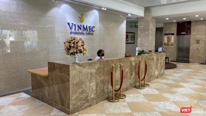 Nhóm GIC rót 203 triệu USD vào VMC - công ty sở hữu chuỗi bệnh viện Vinmec