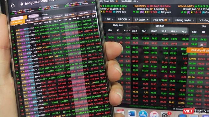 UBCKNN đã và đang phối hợp chặt chẽ với các cơ quan chức năng để tìm hiểu, nắm bắt diễn biến đáng ngờ của một số cổ phiếu