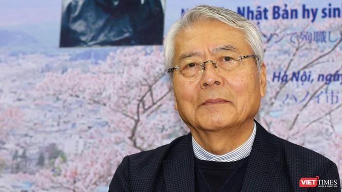 Giáo sư Goro Nakamura, bạn thân của nhà báo Takano Isao