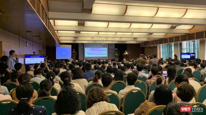 Trên 500 chuyên gia hàng đầu quốc tế và trong nước về nghiên cứu, điều trị bệnh ung thư đã tham dự Hội nghị quốc tế TRANSMED