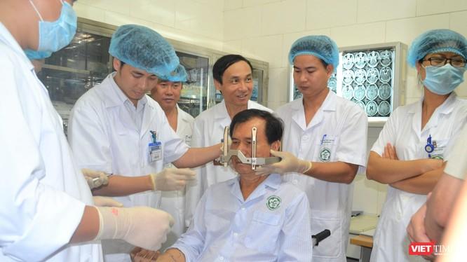 Ứng dụng y học hạt nhân trong điều trị ung thư ở Bệnh viện Bạch Mai