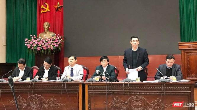 Phó Chủ tịch UBND quận Hà Đông Nguyễn Quang Ngọc khẳng định, việc cưỡng chế công viên Thanh Hà là đúng pháp luật.