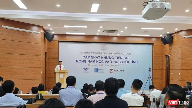 Hội nghị cập nhật những tiến bộ trong nam học và y học giới tính