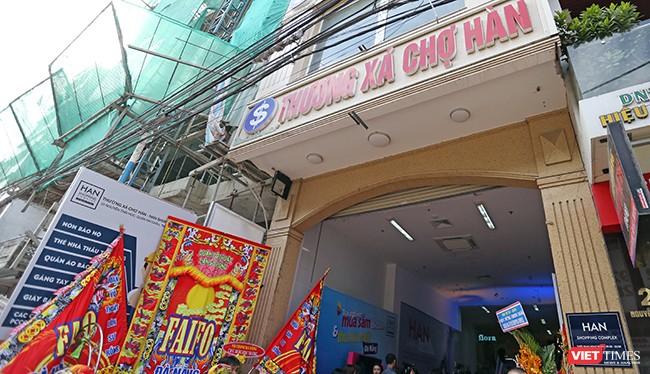 Khu phức hợp Thương xá Chợ Hàn- HAN SHOPPING COMPLEX