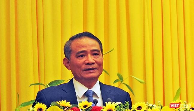 Bí thư Thành ủy Đà Nẵng Trương Quang Nghĩa