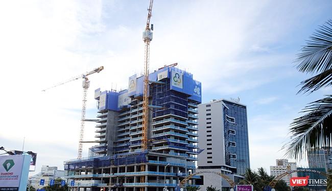 Sở Xây dựng TP Đà Nẵng vừa có công văn yêu cầu tạm ngừng thi công các công trình xây dựng trên các tuyến đường trọng điểm phục vụ Tuần lễ cấp cao APEC 2017.
