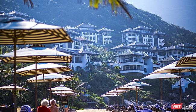 """InterContinental Danang Sun Peninsula Resort, Vinmec Đà Nẵng, Trung tâm Hội nghị Ariyana, Trung tâm báo chí Quốc tế,… là những công trình """"đỉnh nhất Đà Nẵng"""" được chọn làm nơi phục vụ cho Tuần lễ cấp cao APEC 2017 diễn ra đầu tháng 11/2017 tới."""