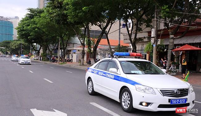 UBND TP Đà Nẵng vừa có thông báo về việc phân luồng giao thông, cấm đường một số phương tiện phục vụ Tuần lễ cấp cao APEC 2017 diễn ra vào tháng 11 tới.