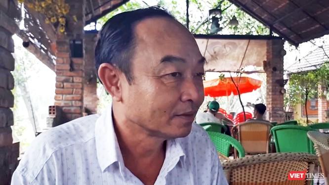 Ông Nguyễn Văn Khoa, Phó Chủ tịch xã Tam Anh Nam (huyện Núi Thành, Quảng Nam) được thôi chức vì ông 2 lần có đơn xin nghỉ việc.