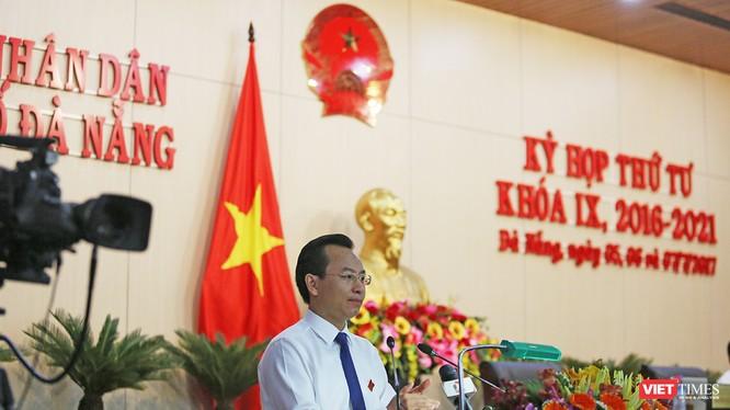 Ông Nguyễn Xuân Anh, nguyên Bí thư Thành ủy Đà Nẵng