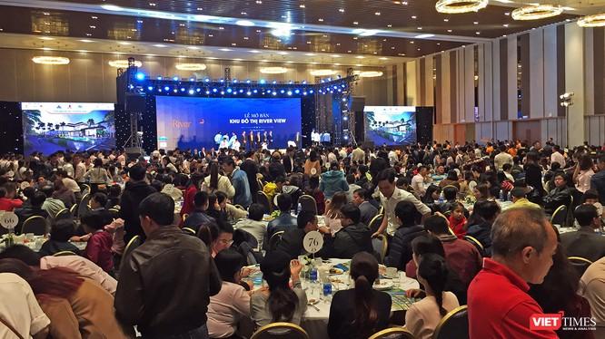 Ngày 26/11, tại Trung tâm Hội nghị quốc tế Ariyana (Đà Nẵng), chủ đầu tư dự án Khu Đô thị River View đã chính thức đưa 1.144 lô đất nền ra thị trường.