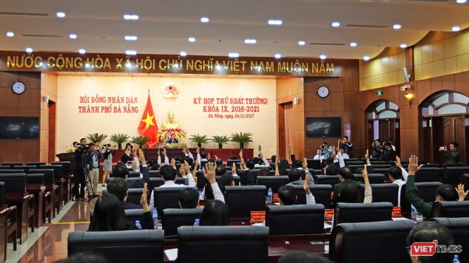 Ngày mai (5/12), kỳ họp thứ 6, HĐND TP Đà Nẵng khóa IX, nhiệm kỳ 2016-2021 sẽ diễn ra với nhiều nội dung quan trọng cần được giải quyết và thực hiện mục tiêu đặt ra cho năm 2018.