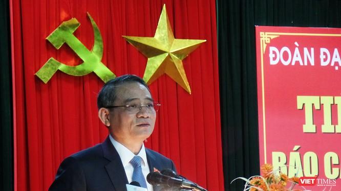 Bí thư Đà Nẵng Trương Quang Nghĩa đã có chia sẻ thẳng thắn về BOT trên các tuyến quốc lộ với cử tri quận Sơn Trà
