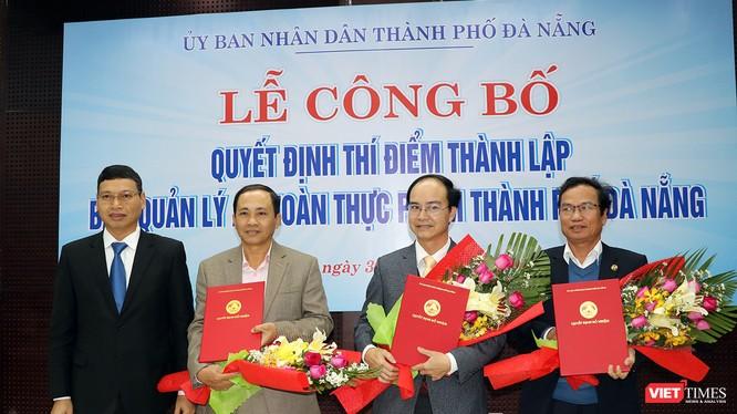 Sáng 30/12, UBND TP Đà Nẵng đã chính thức công bố Quyết định thành lập Ban Quản lý An toàn thực phẩm (ATTP) TP Đà Nẵng