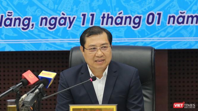Tại Họp báo quý 4/2017 của TP Đà NẵngChủ tịch UBND TP Đà Nẵng Huỳnh Đức Thơ đã có cảnh báo đối với tình trạng xây dựng sai phép trên địa bàn.