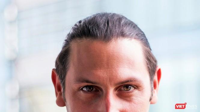 Ông Mauro Gasparotti, Giám đốc Savills Hotels khu vực Châu Á Thái Bình Dương