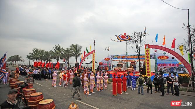 Đà Nẵng đầu tư hơn 46 tỷ đồng phát triển du lịch biển Nguyễn Tất Thành