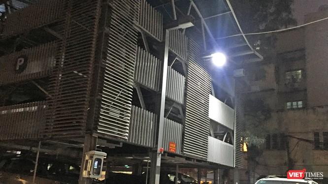UBND TP Đà Nẵng vừa có quyết định phê duyệt quy hoạch chi tiết bãi đỗ xe lắp ghép 6 tầng trên diện tích hơn 5.275m2 tại khu đất số 166 Hải Phòng.