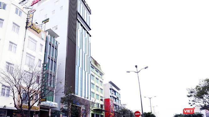 Đường 2 tháng 9 (Đà Nẵng) ghi nhận sự xuất hiện ngày càng nhiều các công ty môi giới BĐS đặt văn phòng