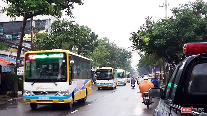 UBND TP Đà Nẵng vừa có quyết định phê duyệt phương án đầu tư 6 tuyến xe buýt có trợ giá trên địa bàn