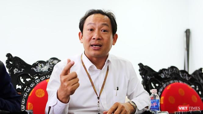 Ông Mai Đăng Hiếu, nguyên Phó Giám đốc Sở Ngoại vụ TP Đà Nẵng.