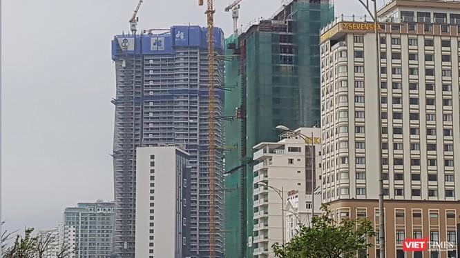 Tình trạng công trình xây dựng sai phép, chưa nghiệm thu đã đưa vào hoạt động đang xuất hiện ngày càng nhiều tại Đà Nẵng