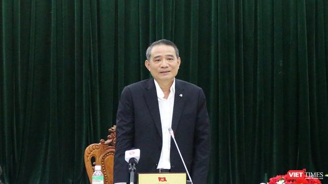 Sáng ngày 1/3, Bí thư Thành ủy Đà Nẵng Trương Quang Nghĩa cùng lãnh đạo UBND, HĐND và các sở ban ngành TP.Đà Nẵng đã có buổi làm việc với Quận ủy, UBND quận Thanh Khê.