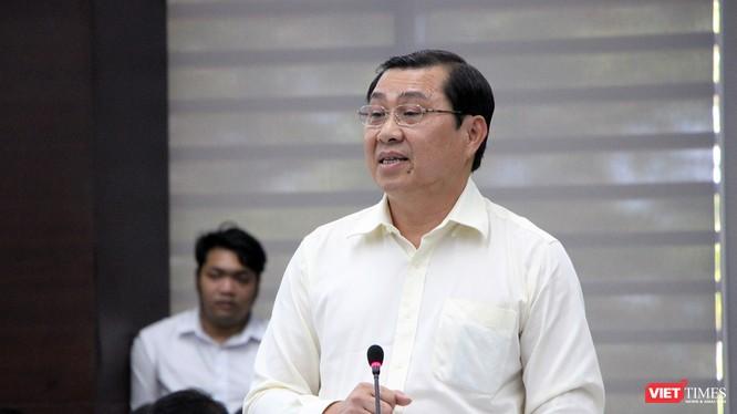 Theo ông Huỳnh Đức Thơ, Chủ tịch UBND TP Đà Nẵng, Đà Nẵng cần đưa quy hoạch kinh tế xã hội vào Nghị quyết để cam kết thực hiện, tránh tư duy nhiệm kỳ