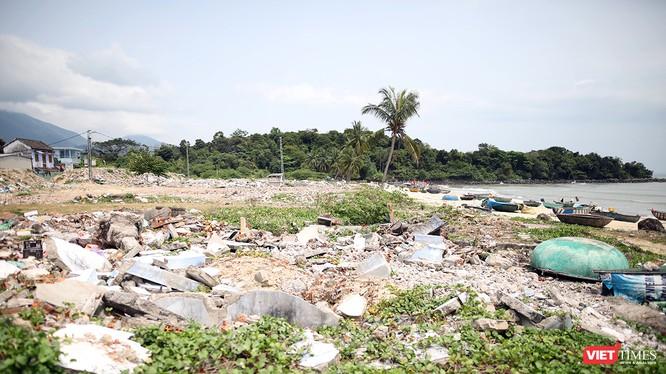 Làng cổ Nam Ô chỉ còn là đống đổ nát, chờ ngày xóa sổ nhường đất cho dự án