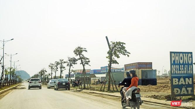 Đà Nẵng đang tồn tại thực tế mua bán BĐS bằng hợp đồng đặt cọc, giữ chỗ để trốn thuế.