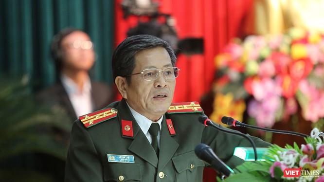 Đại tá Lê Văn Tam, Giám đốc Công an TP Đà Nẵng