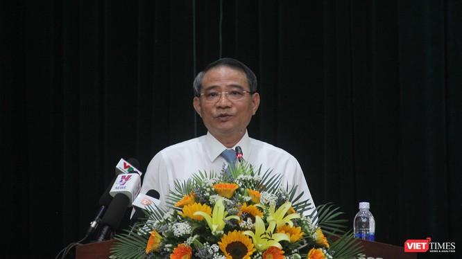 Theo Bí thư Đà Nẵng Trương Quang Nghĩa, sự việc khởi tố các cựu Chủ tịch UBND TP Đà Nẵng là điều không vui vẻ, nhưng được dư luận đồng tình