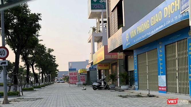 """Sau những cơn lên giá liên tục, hơn một tháng trở lại đây, thị trường bất động sản (BĐS) tại Đà Nẵng đã bắt đầu """"chững lại"""" với tình hình giao dịch trầm lắng"""