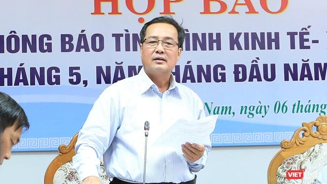 Ông Huỳnh Khánh Toàn, Phó Chủ tịch UBND tỉnh Quảng Nam cho biết đã dừng toàn bộ việc cấp phép và tiến hành tổng rà soát các dự án BĐS trên địa bàn để rà soát