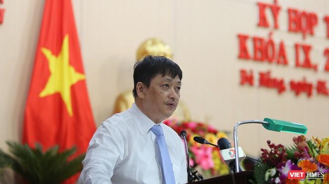 Ông Đặng Việt Dũng-Trưởng Ban Tuyên giáo Thành ủy Đà Nẵng vừa được giới thiệu quay trở lại vị trí Phó Chủ tịch UBND TP sau khi được điều động giữ chức trưởng Ban Tuyên giáo Thành ủy vào tháng 3/2017.
