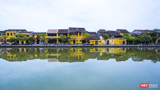 Một góc phố cổ Hội An-Ảnh Hồ Xuân Mai