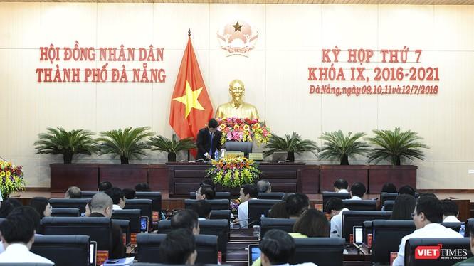 Kỳ họp thứ 7, HĐND TP Đà Nẵng khóa IX (nhiệm kỳ 2016-2021) đã tiến hành bầu hai chức danh Phó Chủ tịch UBND TP và Phó Chủ tịch HĐND TP Đà Nẵng.